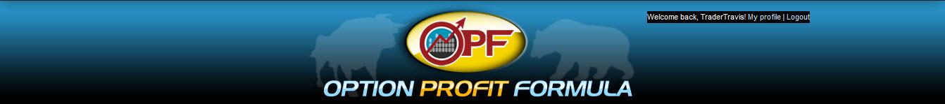 Option Profit Formula Success Academy
