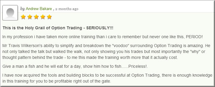 The seven secrets of successful options trader a.j brown